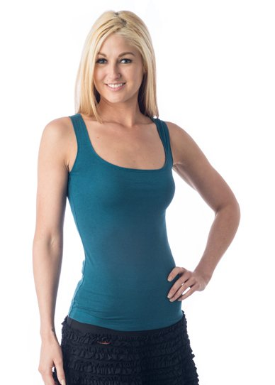 Beckons Yoga Clothing Bamboo Tank Top