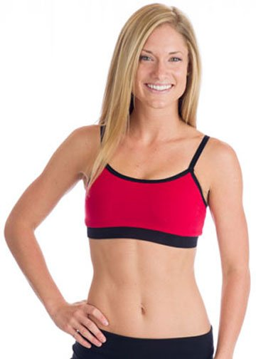 Beckons Yoga Clothing Strength Yoga Bra
