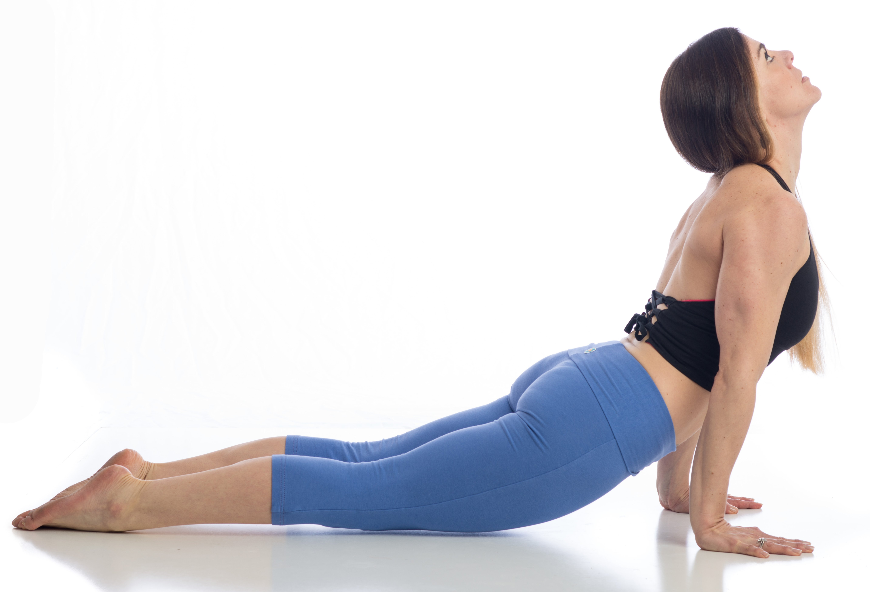 Love Yoga Capris